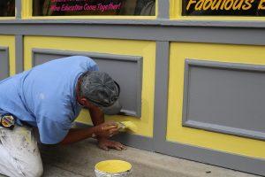 Hvor meget koster det at få malet huset?